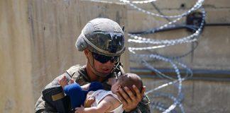 bambini profughi afghanistan
